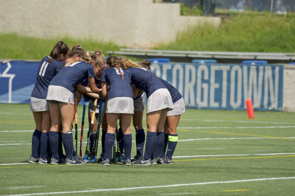Field Hockey blows out LIU-Brooklyn