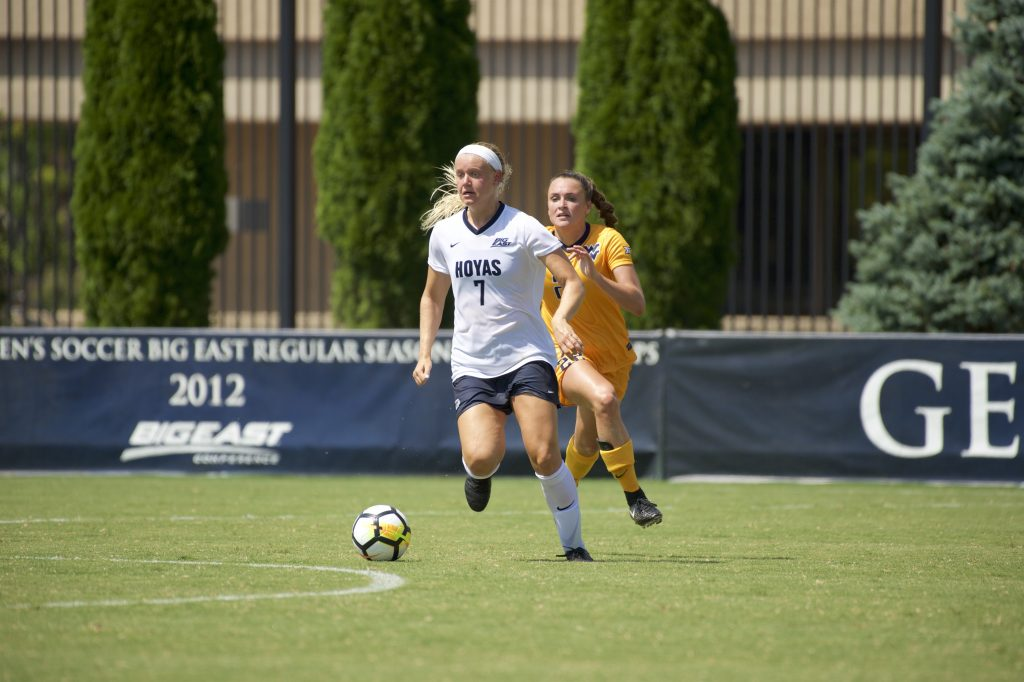 No. 11 women's soccer looks to keep undefeated season alive at West Virginia