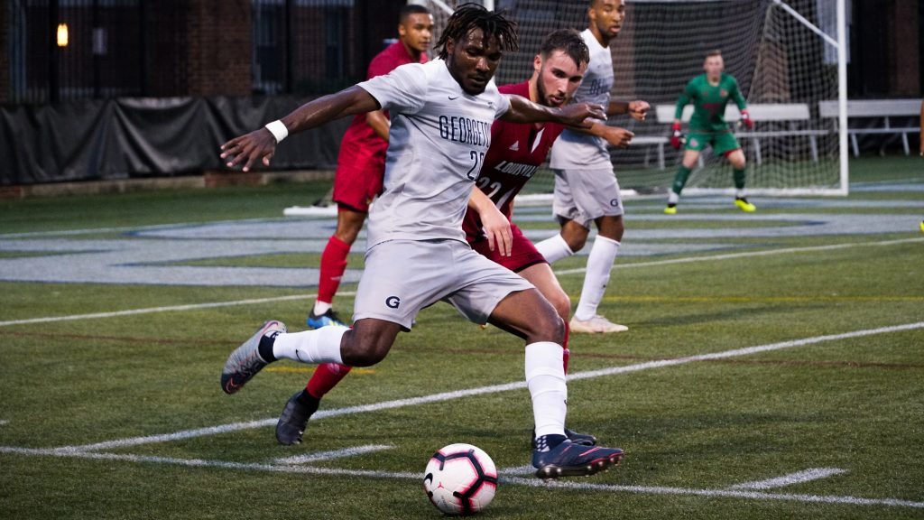 Men's Soccer Ties Marquette in Overtime Stalemate