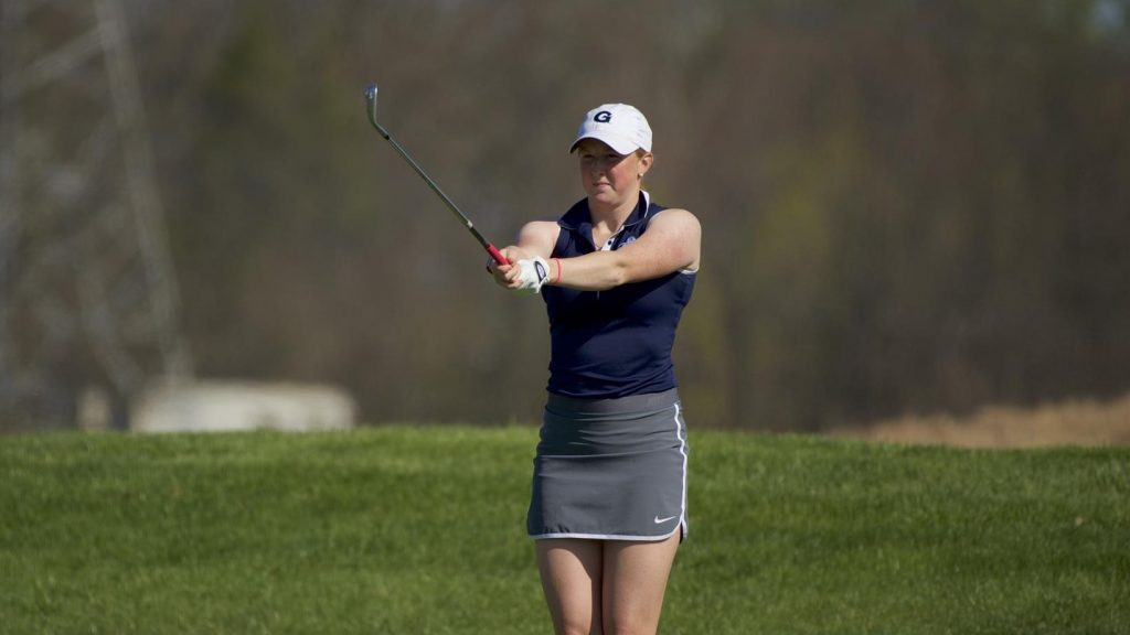 Women's golf finishes middle of the pack at Nittany Lion Invitational