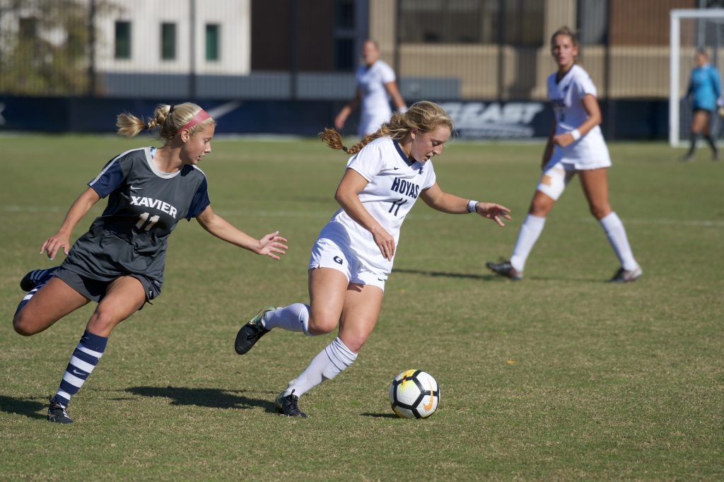Women's Soccer Beats Princeton in Overtime Thriller
