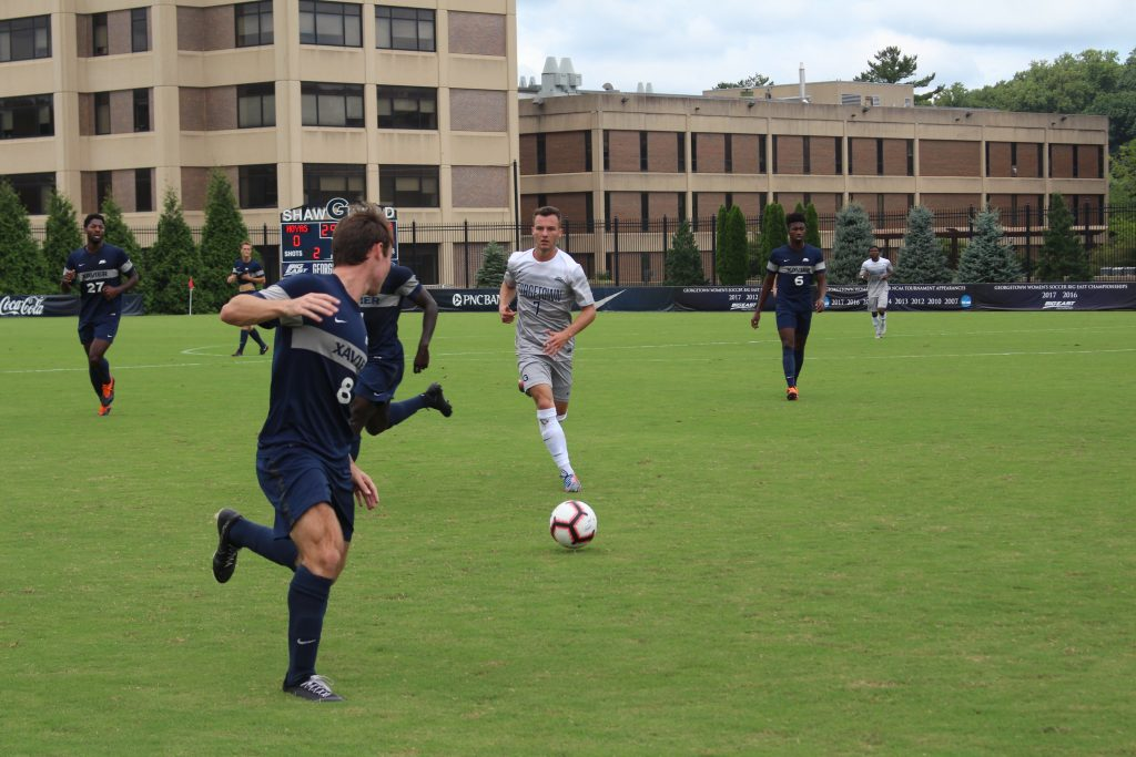 Men's Soccer Looks to Get First Conference Win