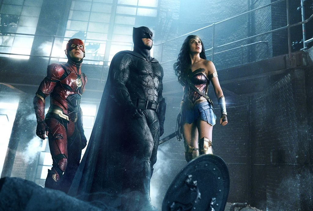 The <i>Justice League</i> Review