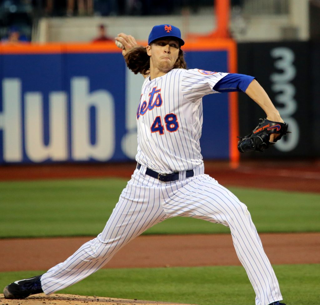 Eight-Win Jacob DeGrom is Your Obvious Cy Young Winner