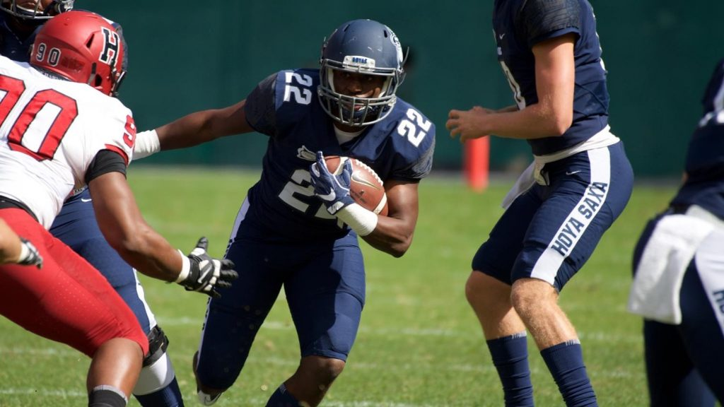Football travels to NH to take on Dartmouth