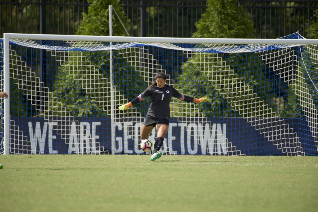 No. 10 Women's Soccer Takes on No. 25 Princeton