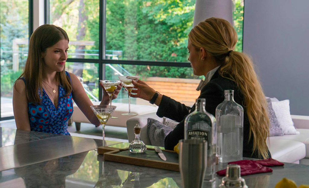 <i>A Simple Favor</i> is a Showcase of Nonsensical Extravagance