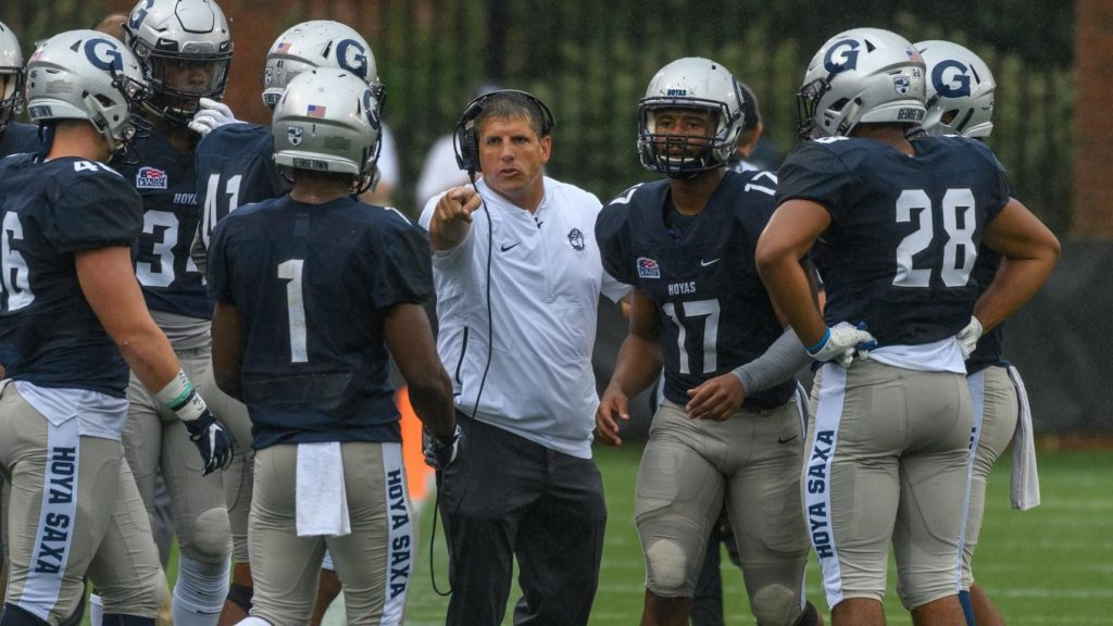 Football Takes on Columbia in Homecoming Matchup