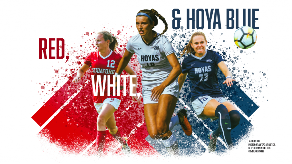 Red, White, and Hoya Blue: Hoyas make their mark in U.S. Youth National Team camps
