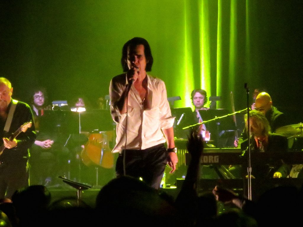 Concert Preview: Nick Cave & the Bad Seeds with Cigarettes After Sex, Oct. 25, The Anthem