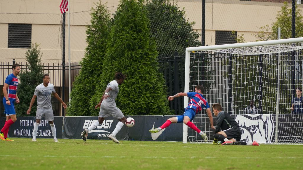 No. 24 Men's Soccer Comes From Behind to Steal Win over Providence