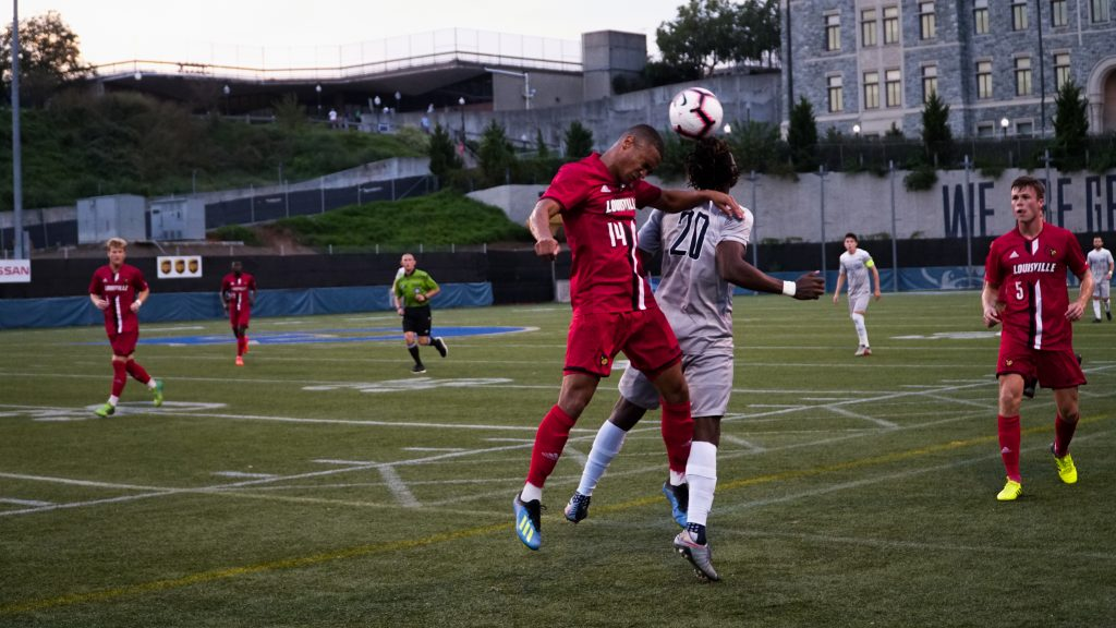 Men's Soccer Gets Needed Win Over Seton Hall