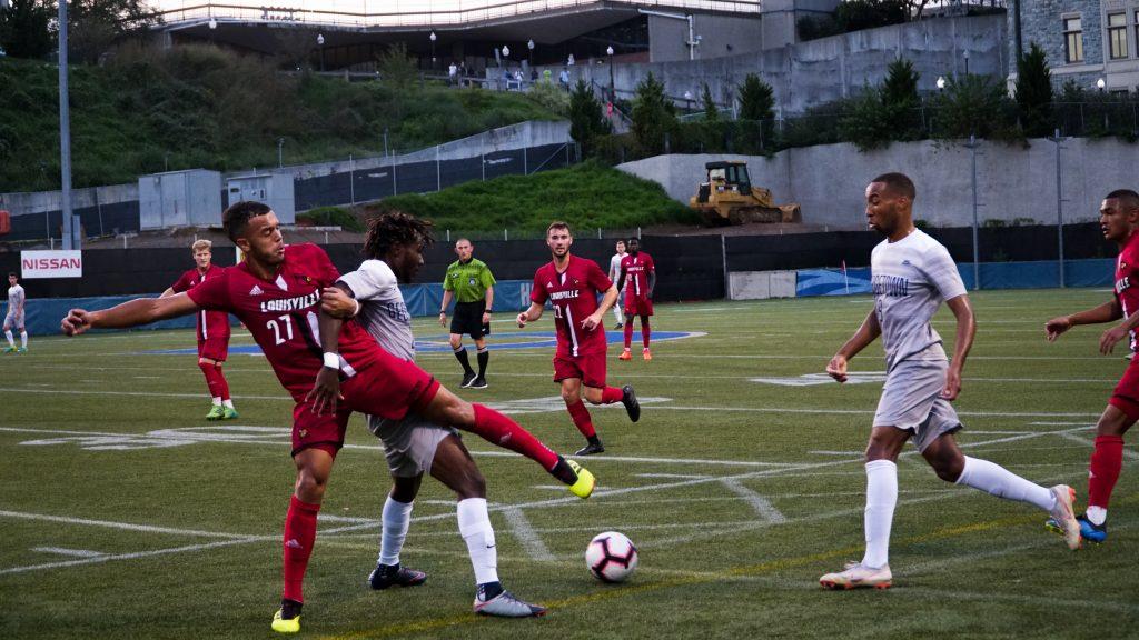 Men's Soccer Looks to Keep Winning Against Seton Hall