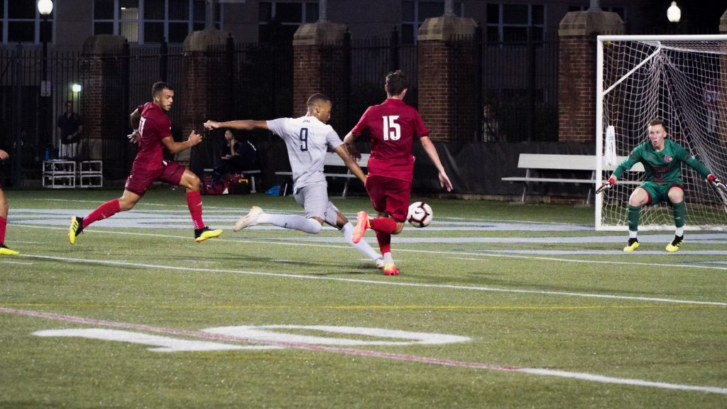 Men's Soccer looks for Second Big East Win at Butler