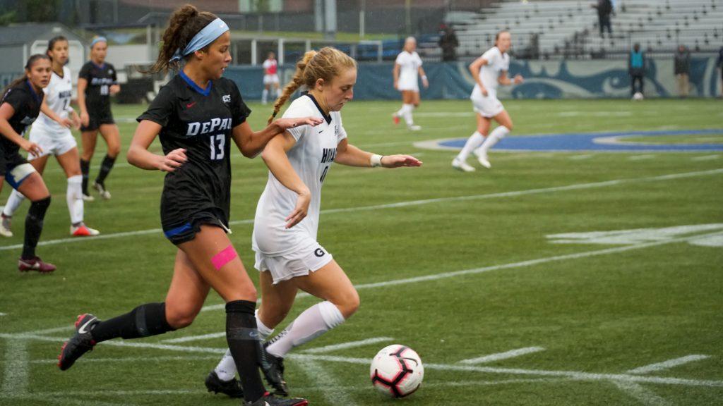 No. 5 Women's Soccer Hosts Villanova