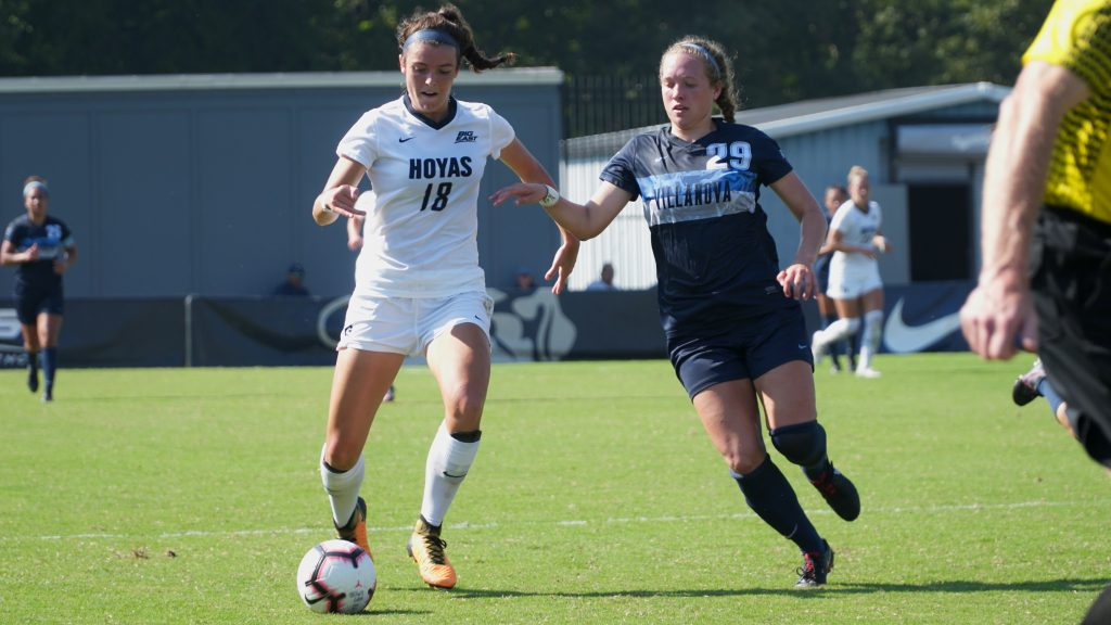 No.4 Women's Soccer Wins 12th Straight Over Providence