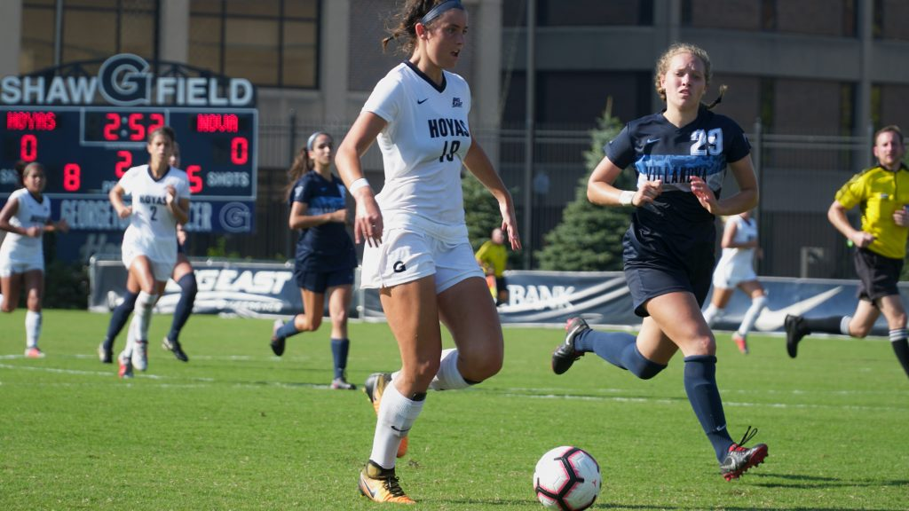 Women's Soccer looks to clinch Big East regular season crown against Butler