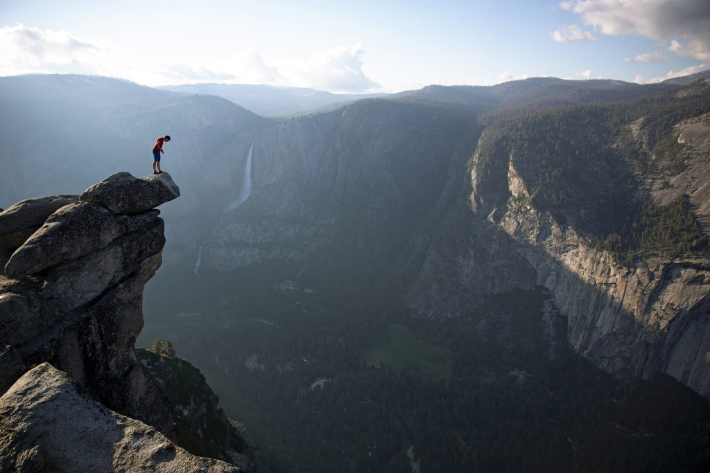 Hanging by a Finger: <i>Free Solo</i> Boldly Tackles Fate, Death, and Fear