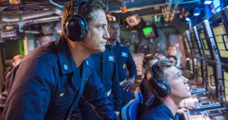 Trust and convenience in <i>Hunter Killer</i>