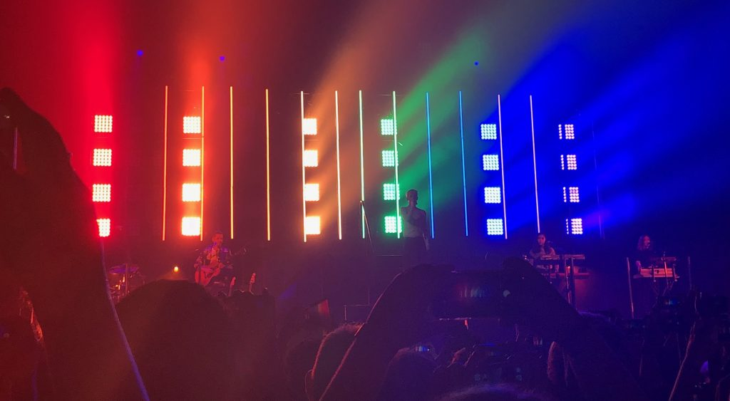 Troye Sivan Colors the Anthem In The <i>Bloom Tour</i>
