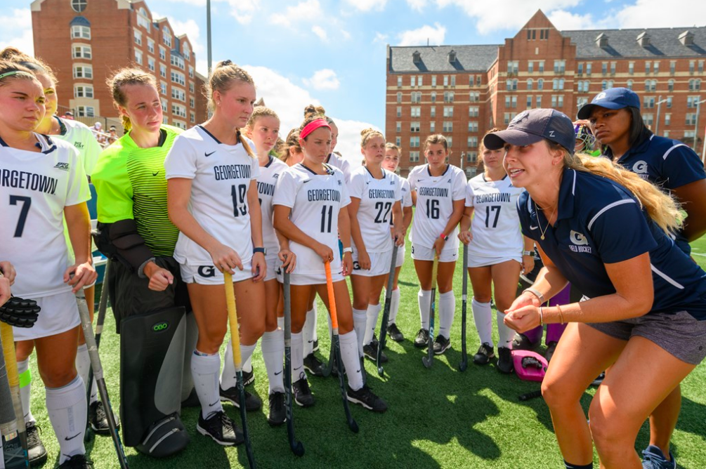 Field Hockey Falls to No. 4 UCONN in Final Game of the Season
