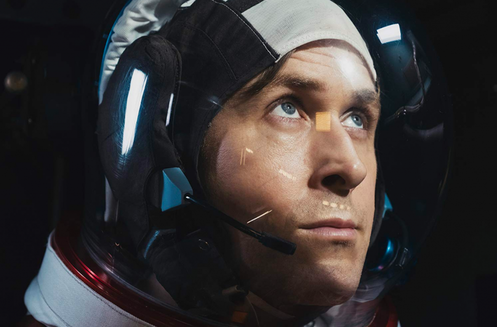 Tense and Intimate, <i>First Man</i> Takes You to the Moon and Back