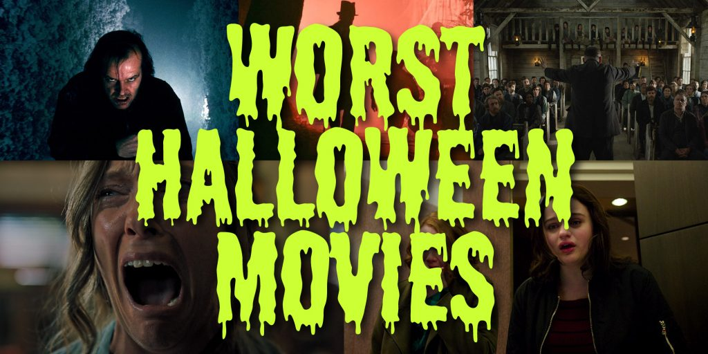 The Voice's Worst Halloween Films