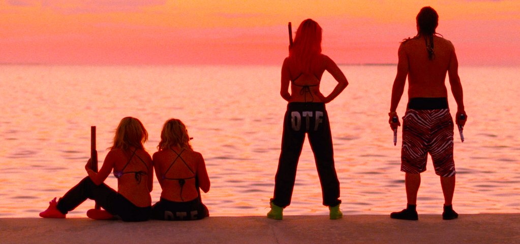 <i>Spring Breakers</i>: An Odyssey of Excess, Capitalism, and the American Dream