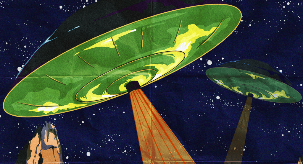 Looking to the Stars: D.C.'s Only UFO Investigator