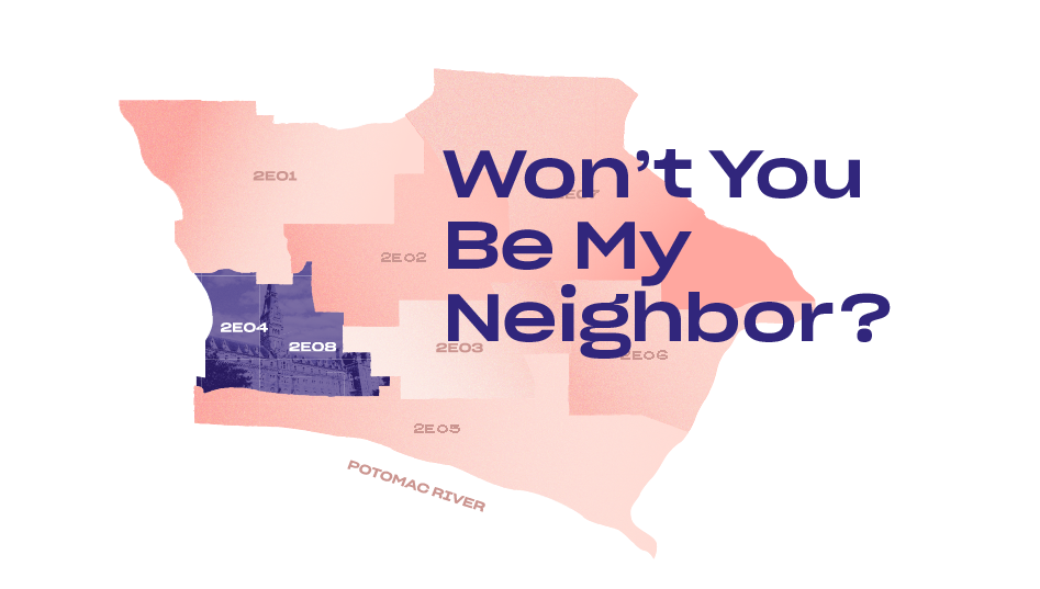 Won't You Be My Neighbor? Georgetown Students Run for Advisory Neighborhood Commission
