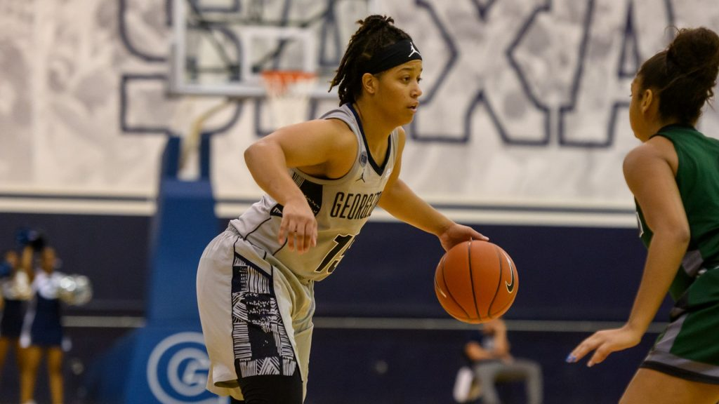 Women's Basketball Drops Two Over Thanksgiving Weekend