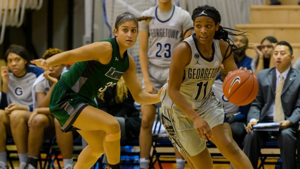 Pregame Primer: Women's Basketball takes on Buffalo and Baylor Thanksgiving Weekend