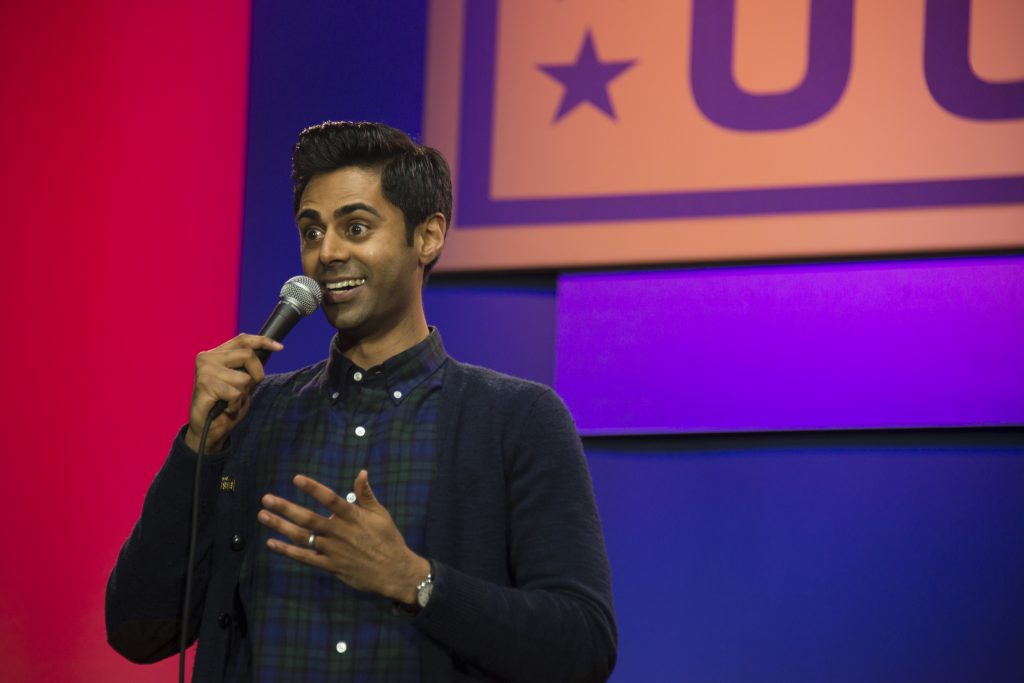 Hasan Minhaj's New Series, <i>Patriot Act</i>, is Relevant and Here to Stay