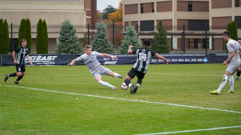 Men's soccer looks to repeat as Big East Tournament champions