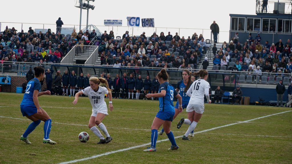 Women's Soccer Looks to Advance past Baylor in Elite 8