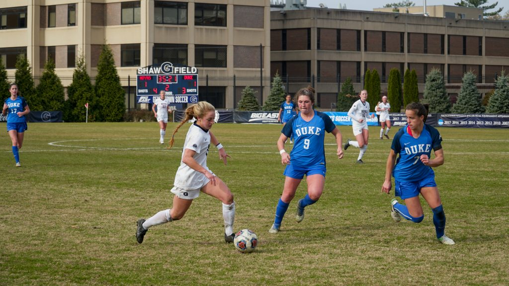 Women's Soccer Faces UNC in College Cup Semifinal