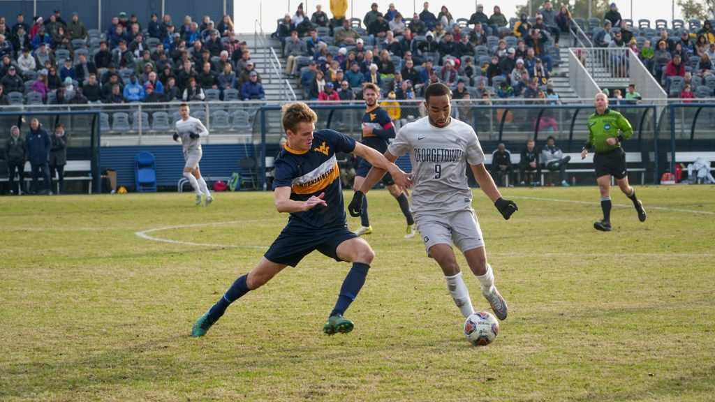 Nealis' Late Goal Lifts No. 12 Men's Soccer to Win in NCAA Round of 32