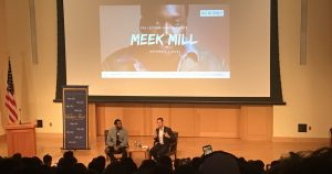 Meek Mill discusses criminal justice system, reform