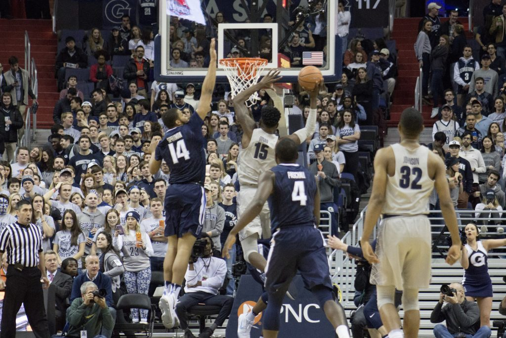 For Georgetown's Seniors, One Last Year to Make an Impact