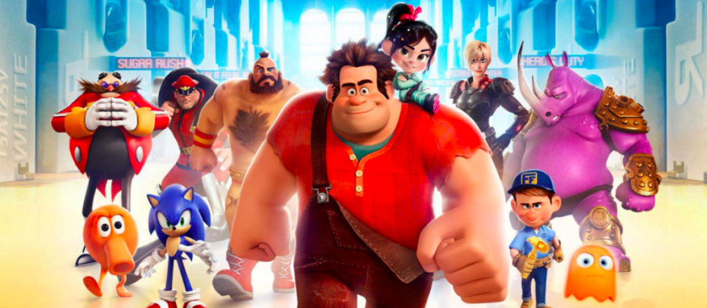 Ralph Breaks The Internet And Conventions Of Children S Animation The Georgetown Voice