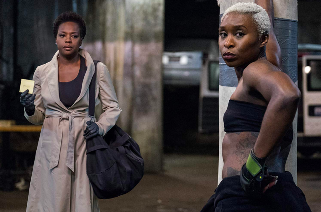 <i>Widows</i> is much more than a heist film