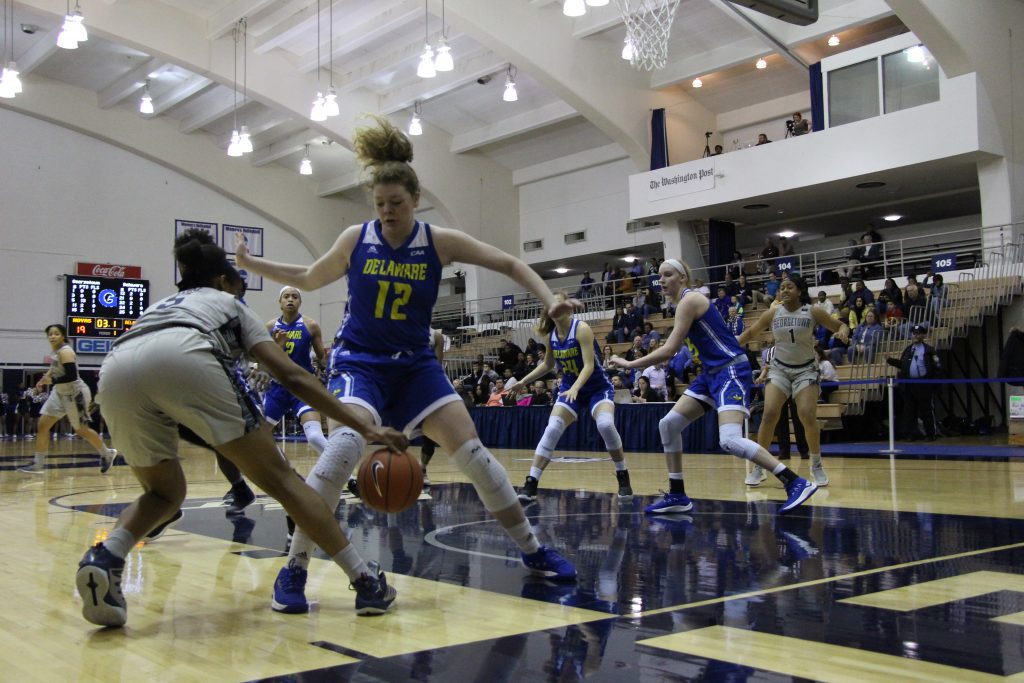 Women's Basketball Suffers First Defeat of the Season