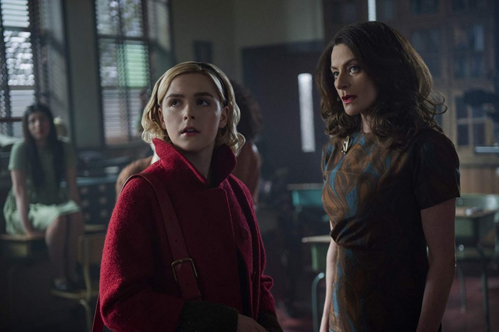 <i>Chilling Adventures of Sabrina</i> Both Scares and Empowers