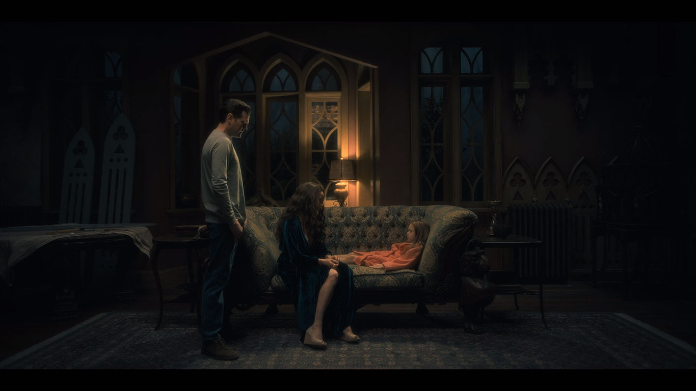 The Haunting Of Hill House More Than A Ghost Story The Georgetown Voice