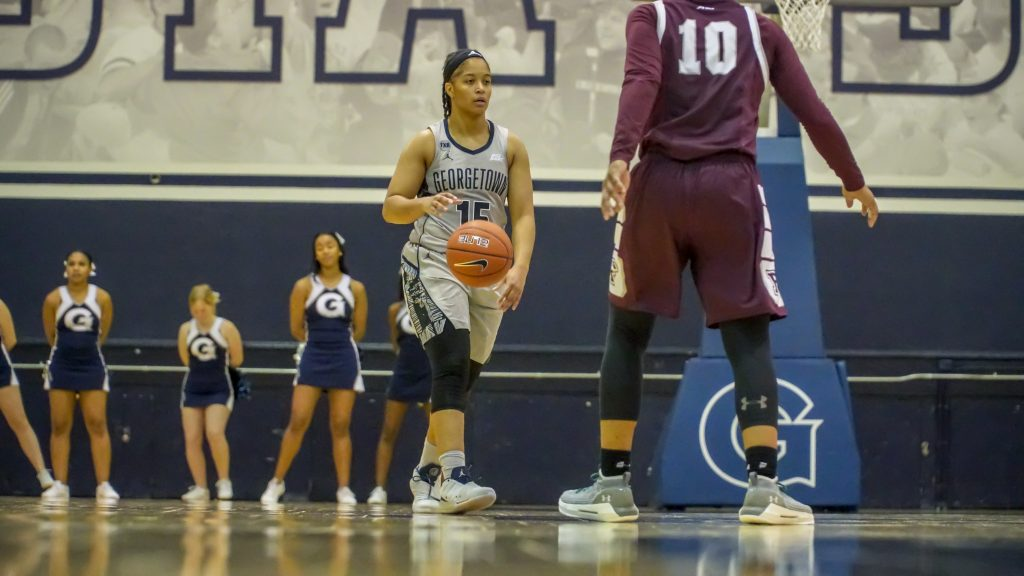 Women's Basketball Falls to .500 With Home Loss to No. 10 NC State
