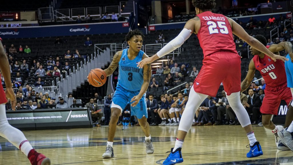 Pregame Primer: Men's Basketball Faces Howard in Final Non-Conference Matchup