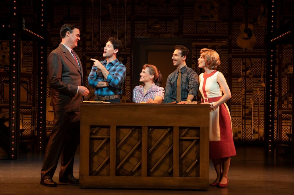 <i>Beautiful: The Carole King Musical</i> is Some Kind of Glitterful and Wonderful