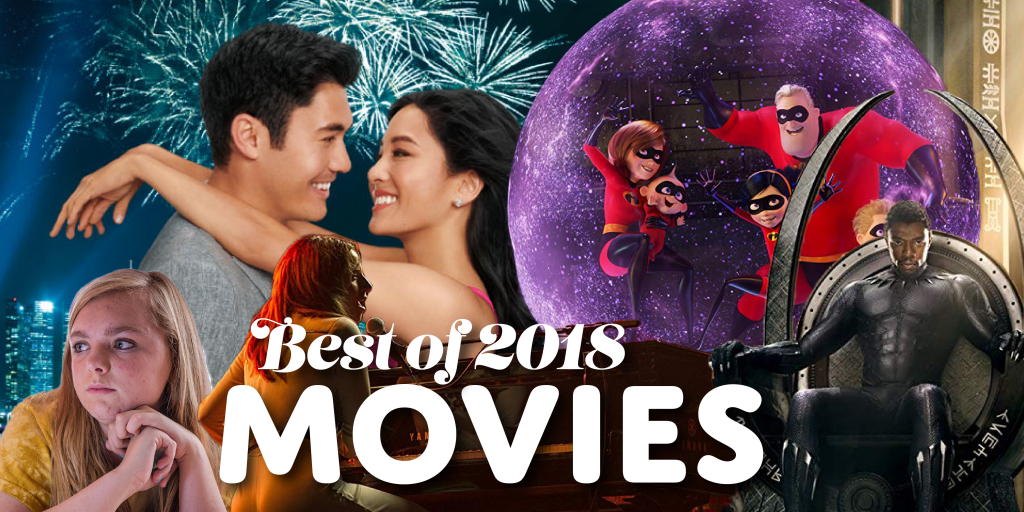 Best of 2018: Movies