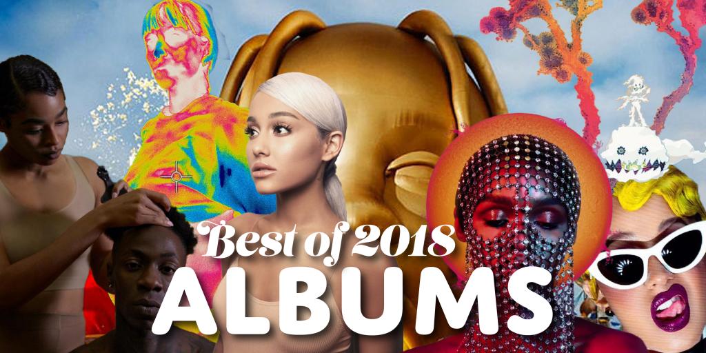 Best of 2018: Albums