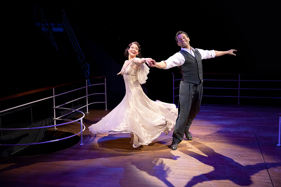 <i>Anything Goes</i> at Arena Stage Provides a Delightful Rendition of a Timeless Classic